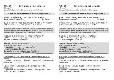 fiche c1conjugaison01
